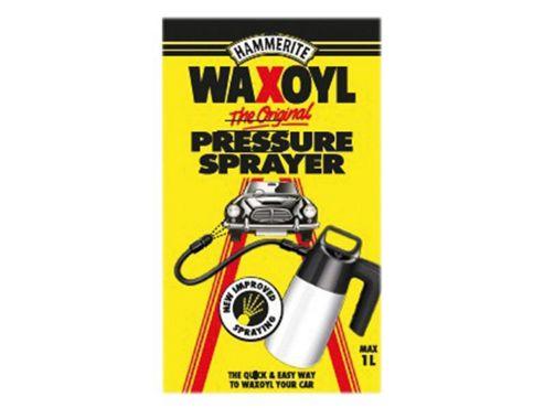 Hammerite Waxoyl Pressure Sprayer HMMWAXSPRAY