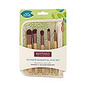 Ecotools Bamboo 6 Piece Essential Eye Set
