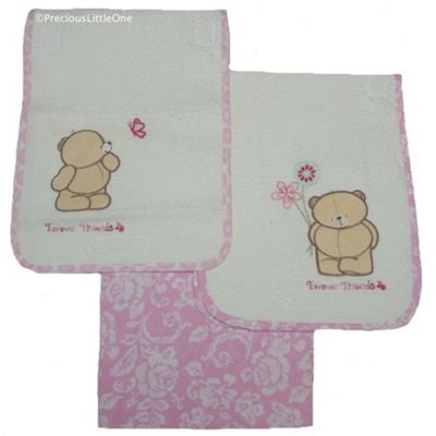 Forever Friends Beautiful Changing Mat Cover & Towels