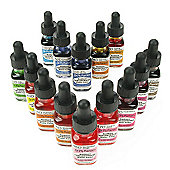 Dr. Ph. Martin's Radiant Concentrated Watercolours - Set D