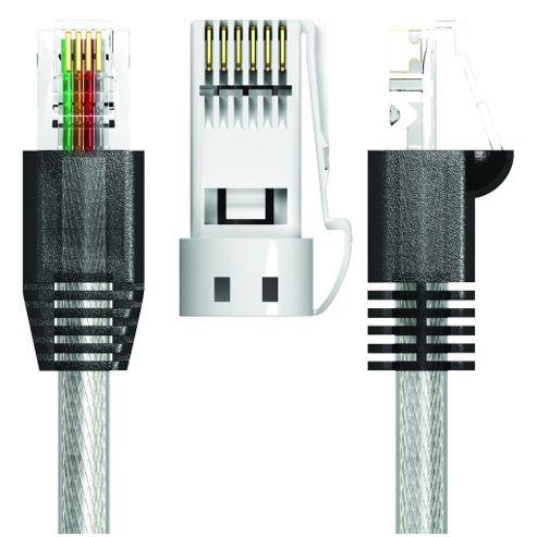 Ultra Highspeed ADSL Broadband Modem RJ11 Cable Lead 5M