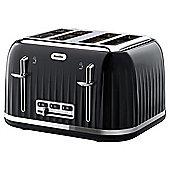 Breville VTT476 Impressions Retro 4 Slice Toaster - Black