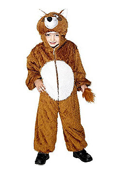 Smiffy's - Fox Costume - Child Costume 7-9 years