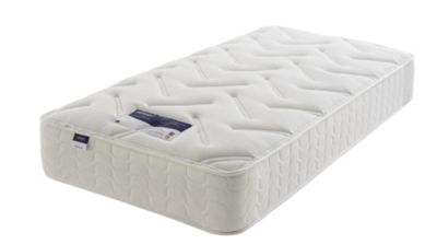 Silentnight Windsor Single Mattress, Miracoil Luxury Memory