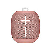 Ultimate Ears WONDERBOOM Bluetooth Speaker (Cashmere Pink)