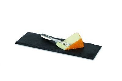 Boska Holland Monaco Collection Cheesy Cheese Set with Slate Board and Cutter 35-90-06