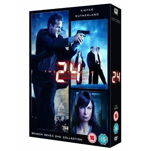 24 Season 7 (DVD Boxset)