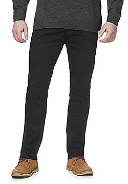 Jacamo Slim Fit Jeans - Black