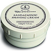 Taylor of Old Bond St Shaving Cream Sandalwood 150g