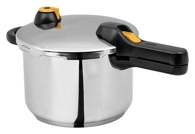 Stellar Easy Pressure Cooker Induction Ready 24cm 6 Litre