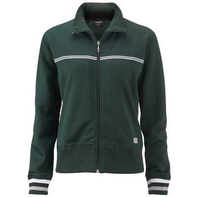 Aston Martin Racing Ladies Green Sweatshirt Size L