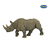 Black Rhinoceros - Wild Animals - Papo