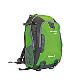 Yellowstone Adventurer 40L Waterproof Rucksack Green