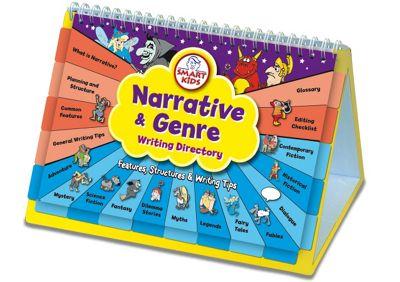 Smart Kids Narrative and Genre Writing Directory