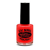 Paintglow UV Nail Polish Red
