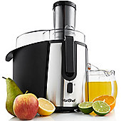 VonShef Whole Fruit Juicer with Juice Jug and Cleaning Brush