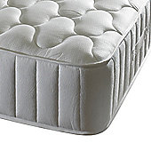 Happy Beds Forest Dream 3000 Pocket Sprung Memory Foam Mattress with Bamboo Yarn Fabric