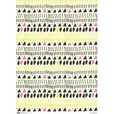 Leah Duncan Gift Wrap - Dots and Lines