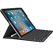 Logitech CREATE Backlit Keyboard Case with Apple Pencil holder and Smart Connector for iPad Pro 9.7 inch
