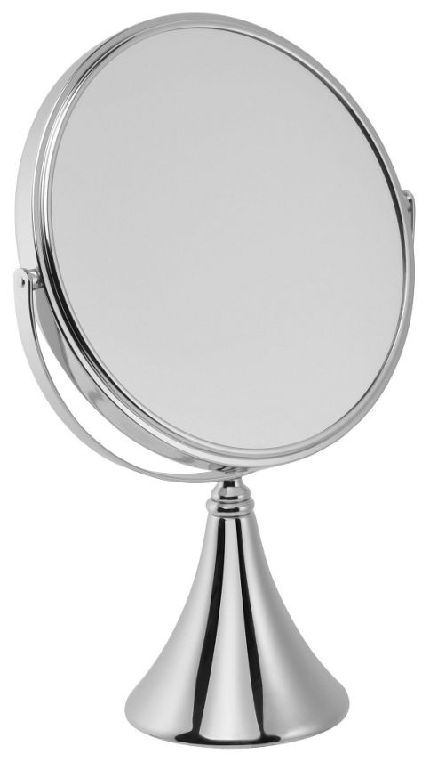 Famego 3x Magnification 18cm Mirror in Chrome