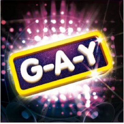 G-A-Y The Album 3 CD
