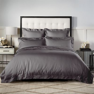 Sheridan Millennia Charcoal Flat Sheet - King