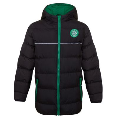 Celtic FC Boys Quilted Jacket 6-7 Years