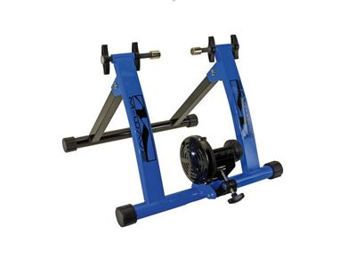 M Wave Foldable Magnetic Turbo Trainer