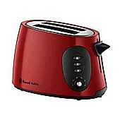 Russell Hobbs 18580 Stylis 2 Slice Toaster - Red