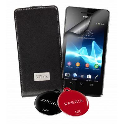 Sony Original Accessory Triple Pack Xperia T