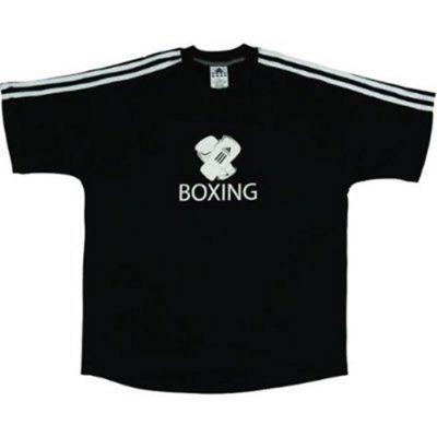 adidas Boxing Short Sleeve Training T-Shirt Small
