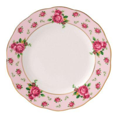 Royal Albert New Country Roses Pink Vintage Tea Plate 16cm