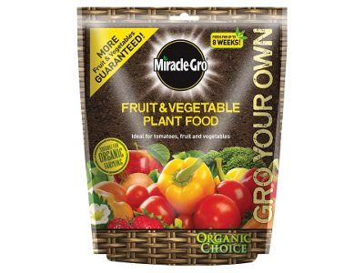 Miracle Miracle-Gro Org Choice Fruit/Veg Fd 1.5k