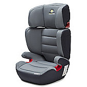 KinderKraft Junior Plus Group 2,3 Car Seat (Grey)