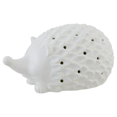 Tesco Hedgehog Table Lamp Ivory