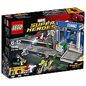 LEGO Marvel Super Heroes ATM Heist Battle 76082