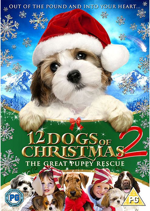 12 Dogs Of Christmas: Great Puppy Rescue DVD