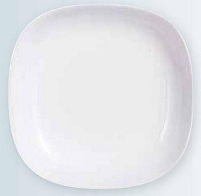 Luminarc Sweet Line Soup Plate, 19cm, White