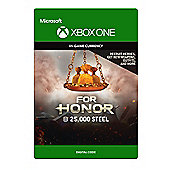 For Honor Currency pack 25000 Steel credits DIGITAL CARDS (Digital Download Code)