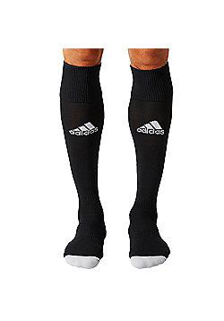 adidas Milano 16 Football Soccer Rugby Sport Socks - Black