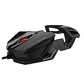 Mad Catz RAT 1 Optical Gaming Mouse 1600dpi - Black