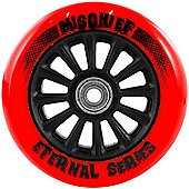 Slamm 110mm Nylon Core Wheel + Bearings - Red