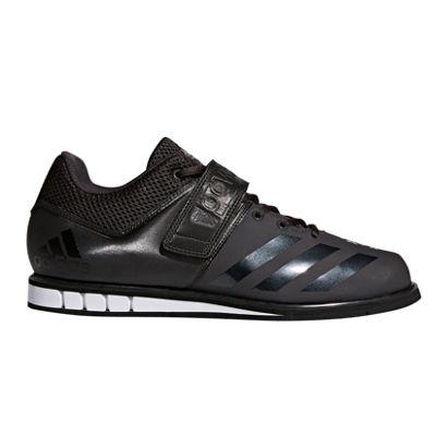 adidas Powerlift 3.1 Mens Weightlifting Powerlifting Shoe Black - UK 9