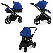 Ickle Bubba Stomp v2 3 in 1 - Blue (Black Chassis)