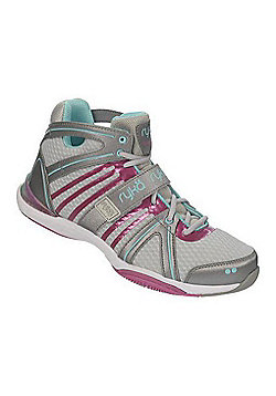 Women's Ryka Tenacity Cross Trainers Grey-Mauve - Grey