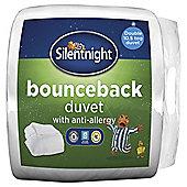 Silentnight Anti Allergy Bounce 10.5 Tog Duvet Double