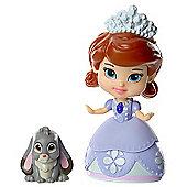Disney Sofia the First Figure with Friend - Princess Sofia & Clover
