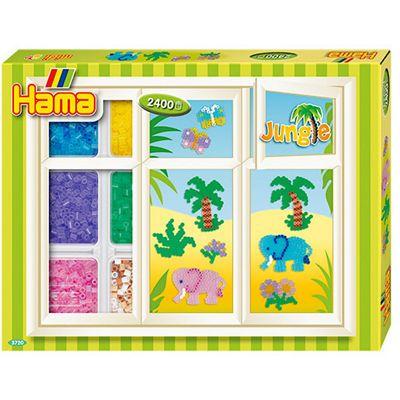 Hama Beads Jungle Activity Set