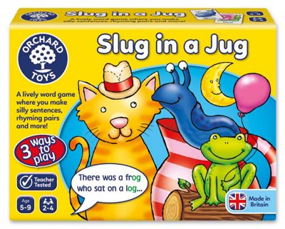 Orchard Toys Game Slug in A Jug