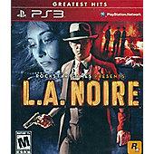 LA Noire - Greatest Hits
